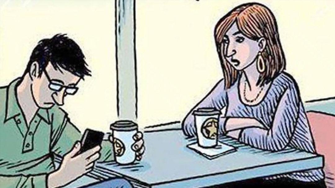 Phubbing: la distrazione da smartphone ha un nome