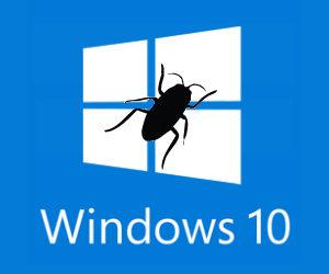 Nuovo bug scoperto nell'aggiornamento di Windows 10