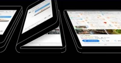 Samsung tira fuori lo smartphone pieghevole!