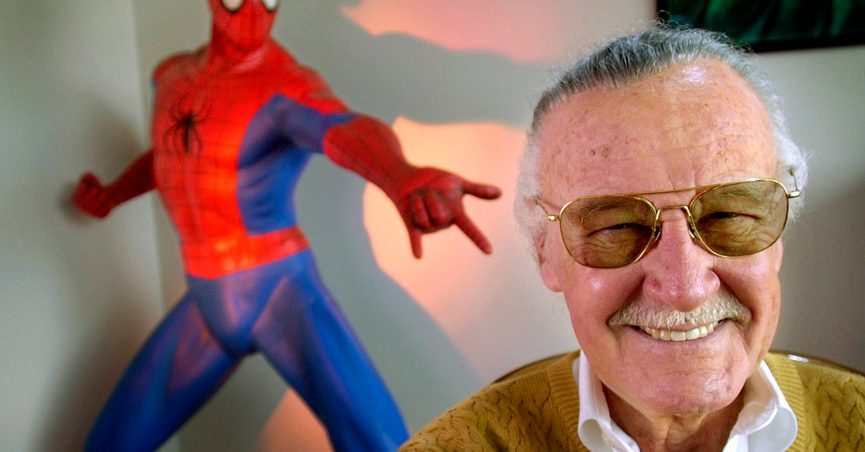 Addio Stan Lee. Excelsior!
