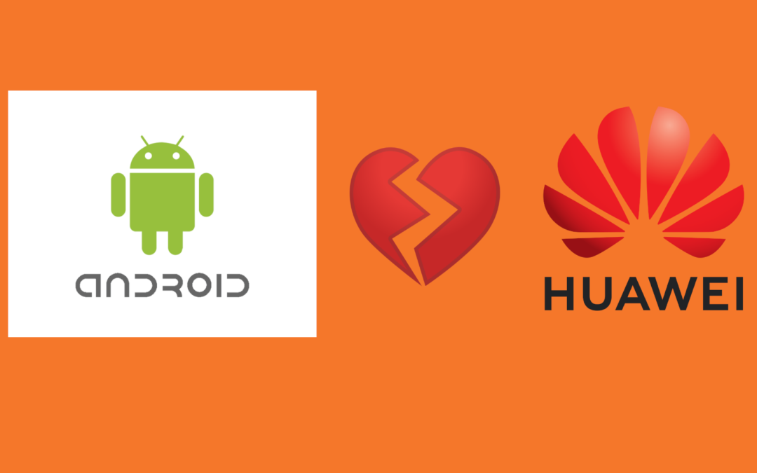 Niente più Android per Huawei