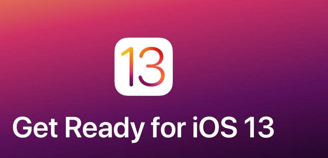 Arriva iOS 13. Ecco le novità
