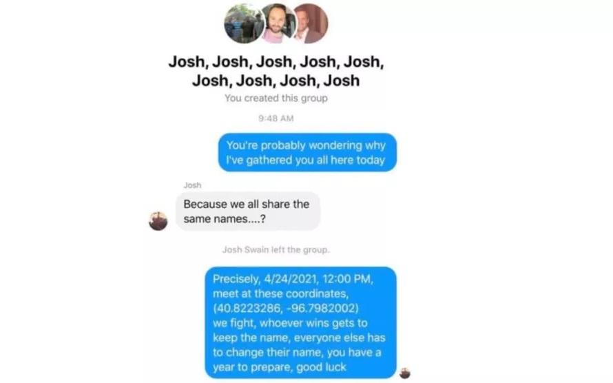 Josh fight: ne resterà soltanto uno