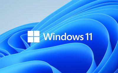Windows 11 è tra noi!